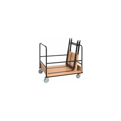 Wózek na stoły egzaminacyjne