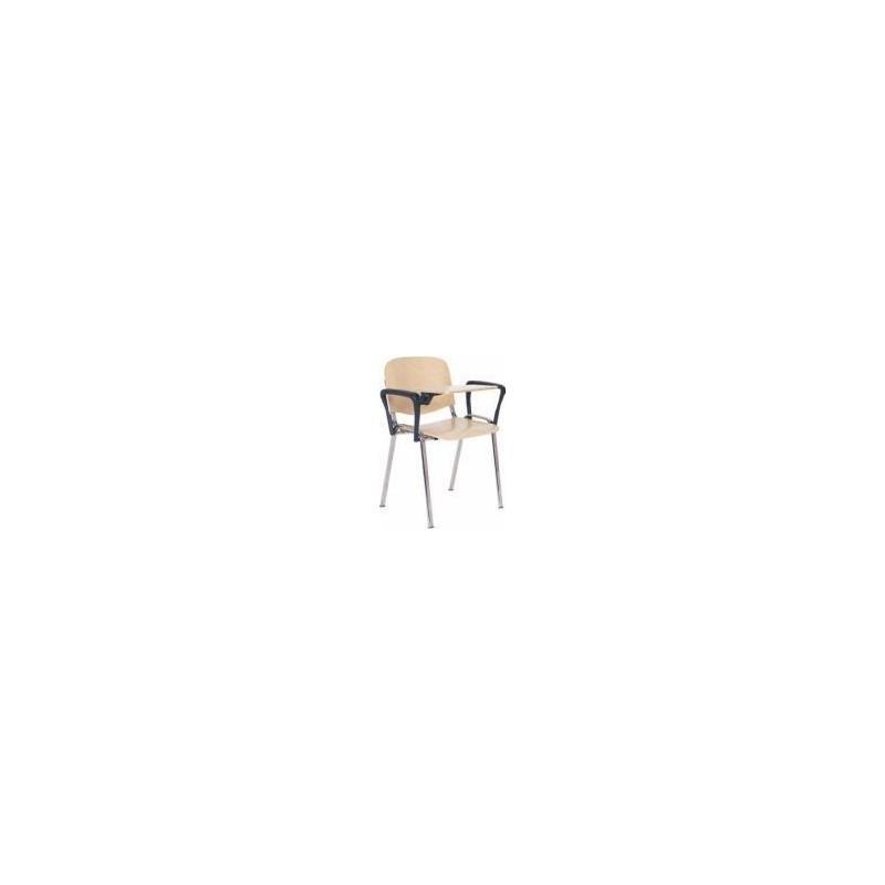 Krzesło ISO - stelaż chrom