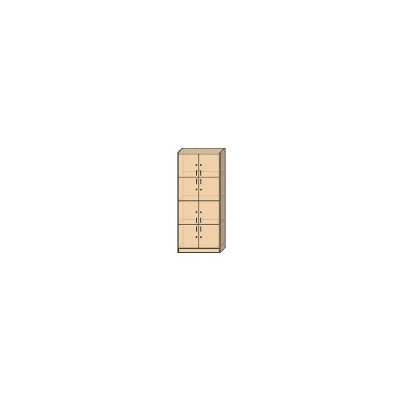 OLA 6 – segment z 8-schowkami