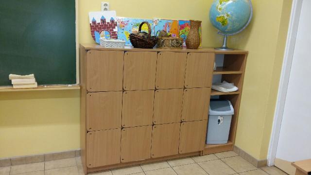 Meble dla Szkoły Podstawowej nr 66 w Bydgoszczy