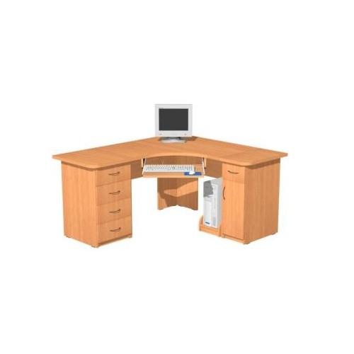 Biurko komputerowe DD 50 (narożne)