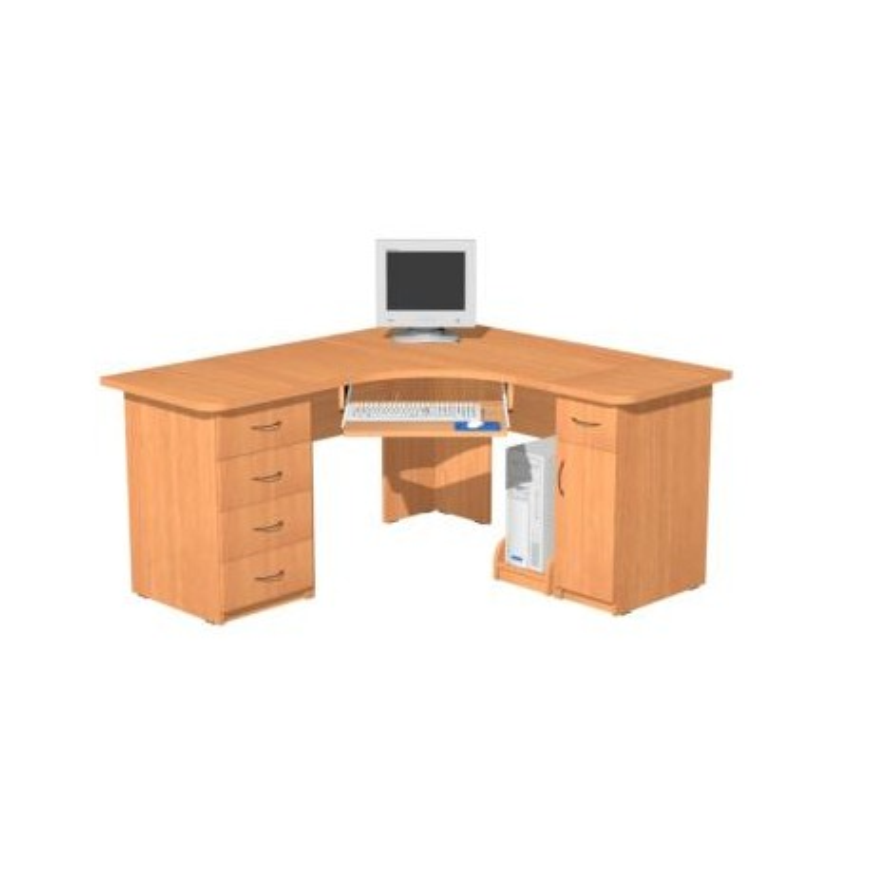 Biurko komputerowe narożne DD 53