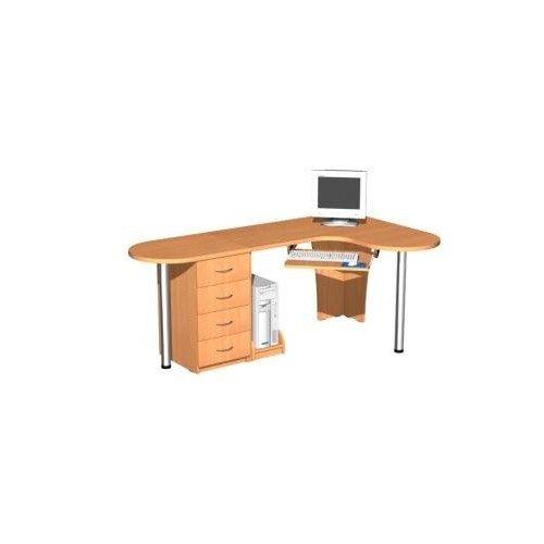 Biurko komputerowe DD 52 (narożne)