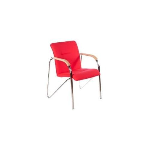 Krzesło SIMBA, stelaż chrom