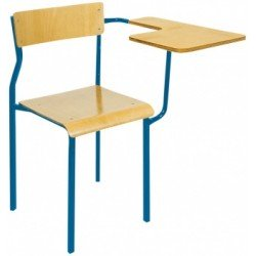 Krzesło OK5 z pulpitem stałym