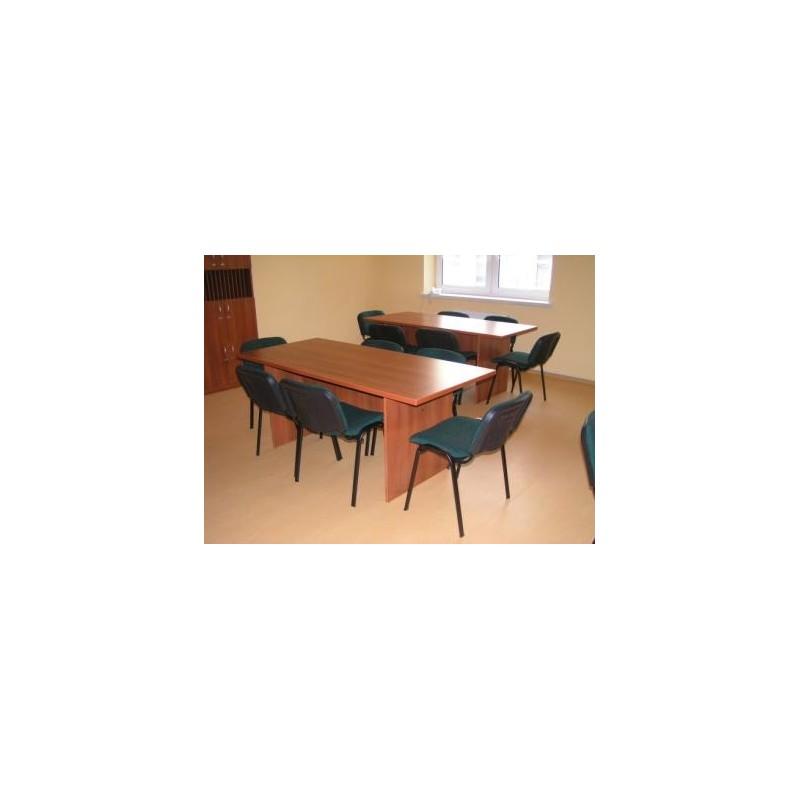 Stół z płyty meblowej