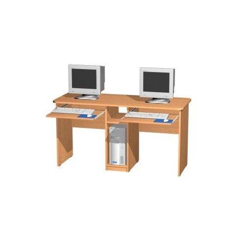 Biurko komputerowe DD 3 (2-stanowiskowe)