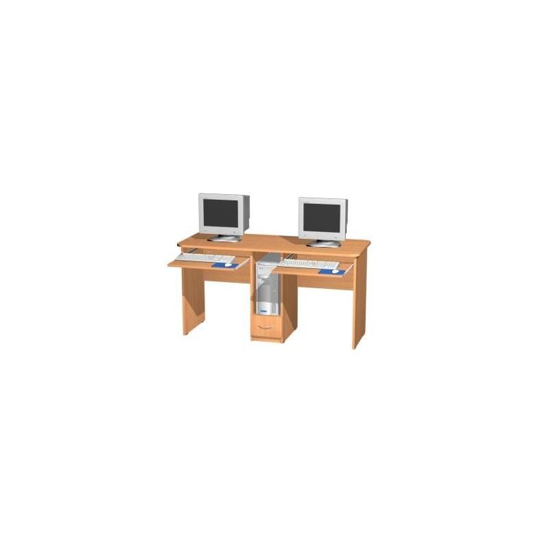 Biurko komputerowe DD 4 (2-stanowiskowe)