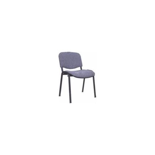 Krzesło ISO, stelaż czarny