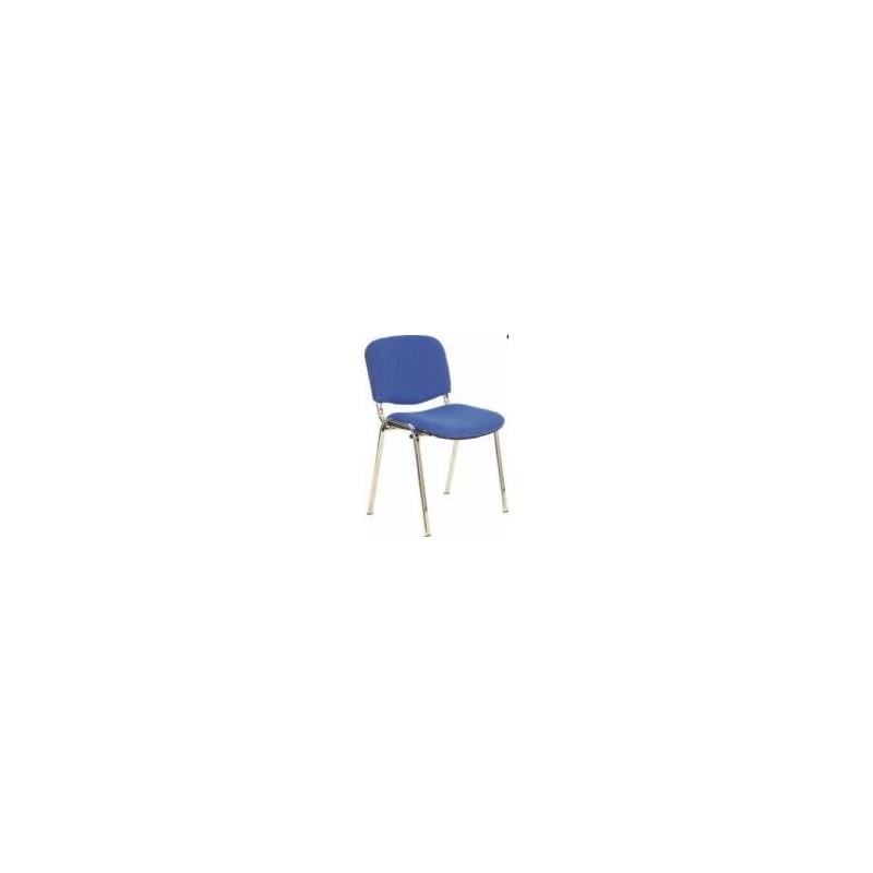 Krzesło ISO, stelaż chrom