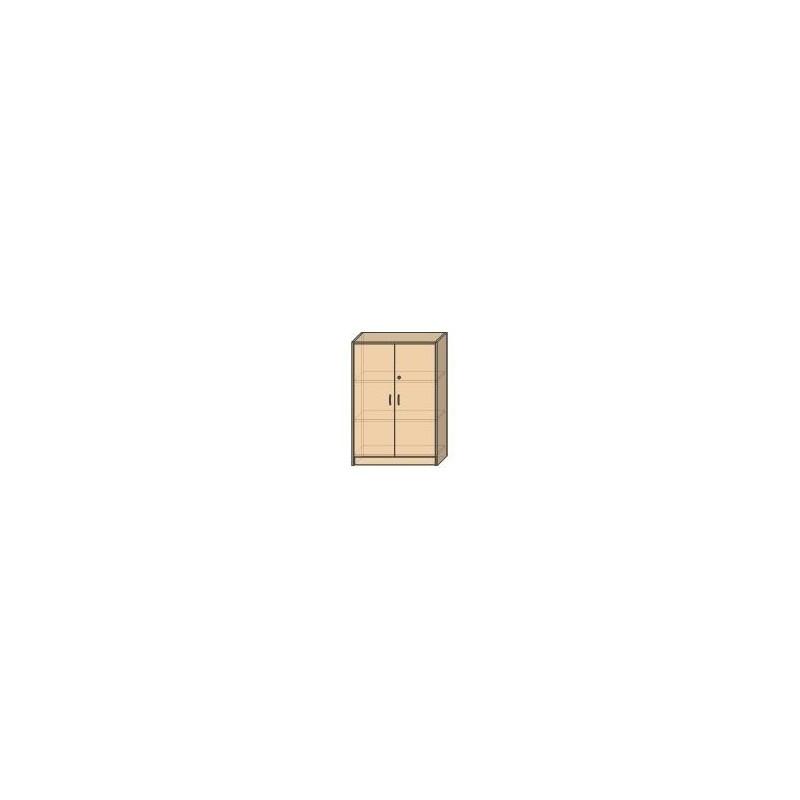 OLA 14 – szafka aktowa 2-drzwiowaOLA 14 – szafka aktowa 2-drzwiowa